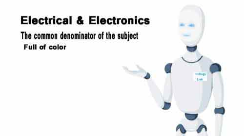 Common Symbols And Names Of Electrical and Electronics