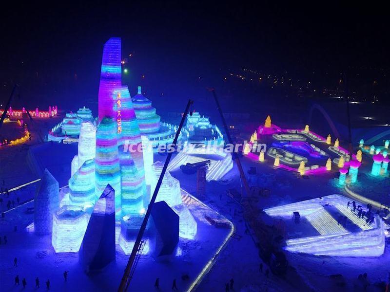 2017 Harbin Ice Festival