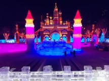 Harbin Snow Festival Ice an 2019