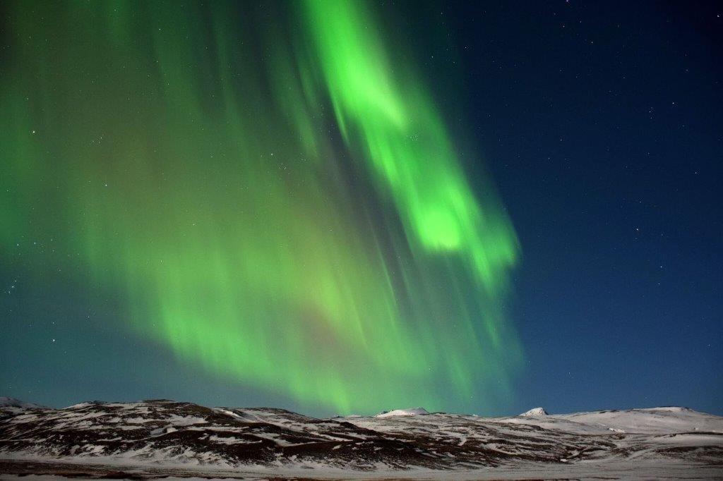 Northern Lights Iceland December 2017