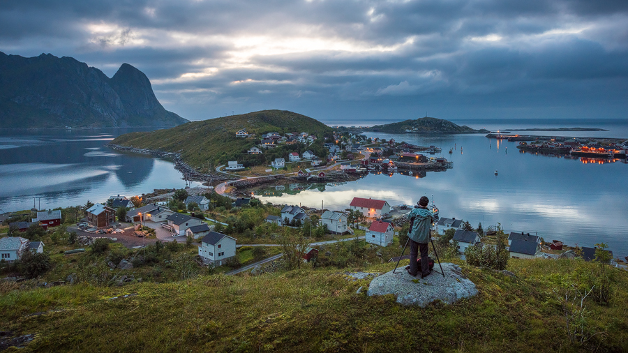 Norway  Lofoten Islands  September 2018  Iceland Photography