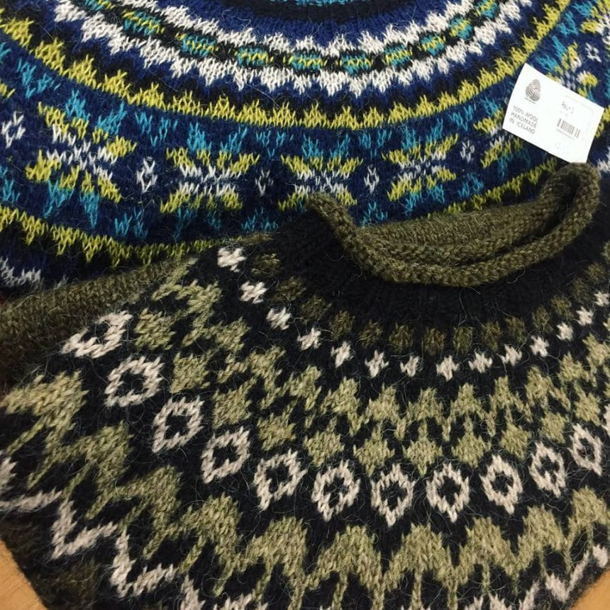 Like champagne and roquefort cheese, Icelandic sweaters may soon have a Protected Designation of Origin.  https://irew.cc/1a6fe