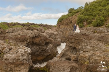 iceland-wedding-barnafoss-waterfall