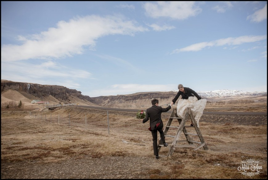 Adventure Weddings in Iceland