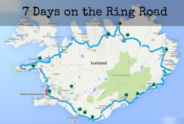Iceland Adventures - How To Travel The Ring Road In 7 Days Life With a View