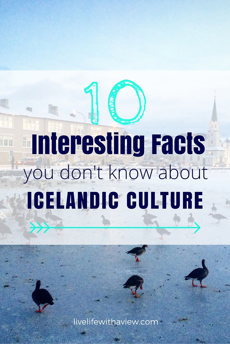 Did you know beer was illegal in Iceland until the late 80's?! + 9 more interesting facts about Icelandic culture | Life With a View