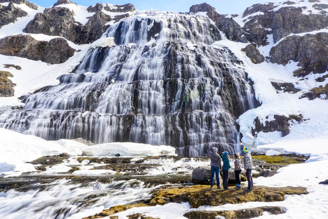 Dynjandi - The waterfall of all waterfalls // A weekend in the Westfjords | Life With a View