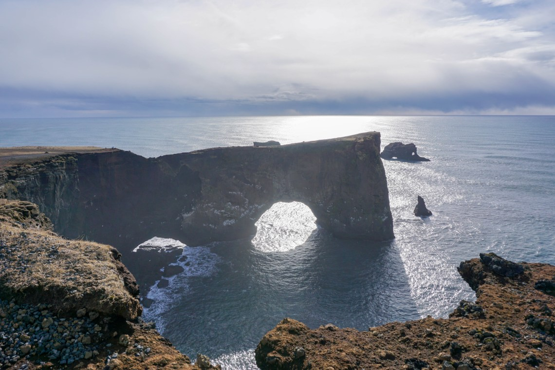South Iceland must visit places - Dyrholaey // Iceland trip planning made easy with TripCreator.com | Life With a Viwe