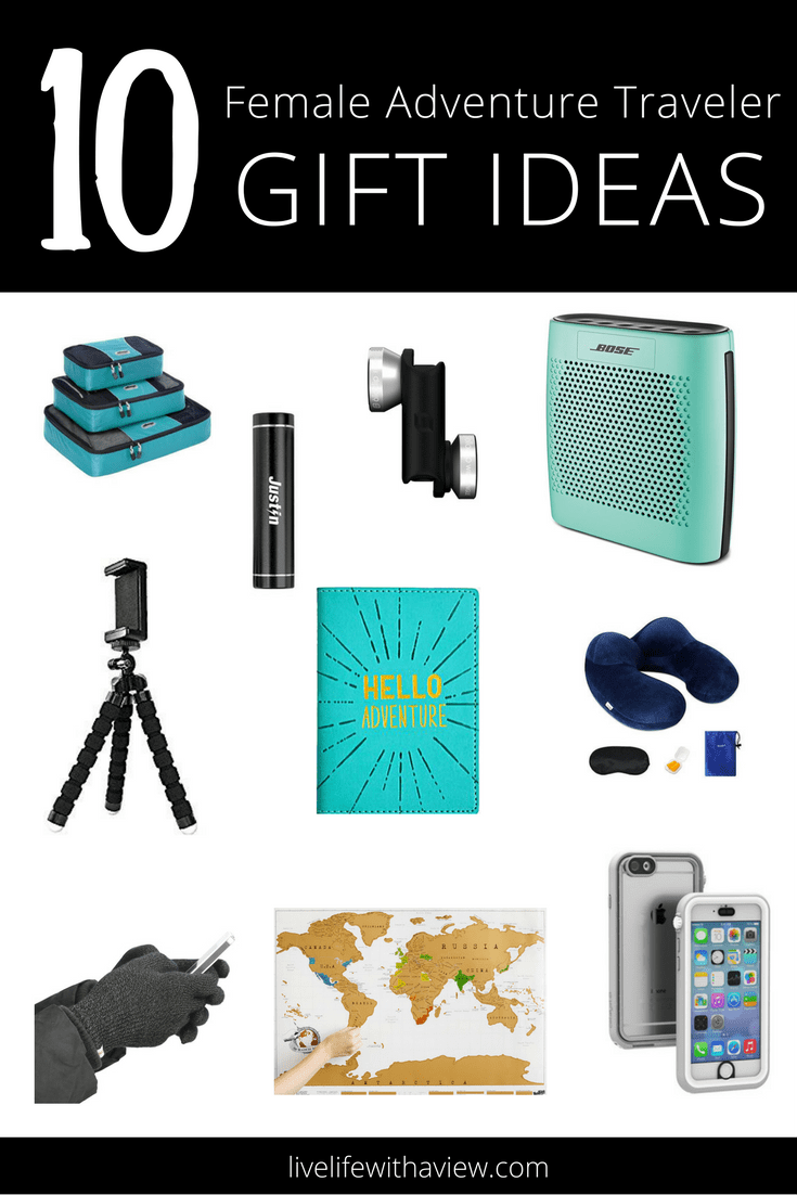 2016 Holiday gift guide: 10 ideas for the Female Adventure Traveler | Life With a View