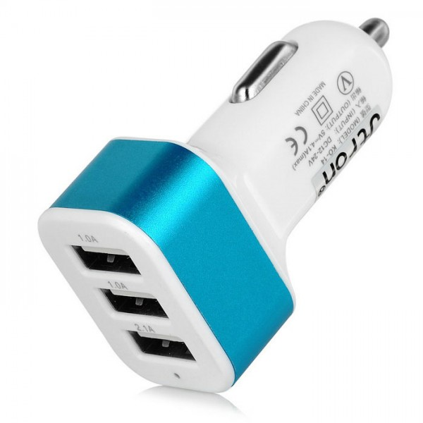 universal-5v-41a-3-port-usb-car-charger-adapter-white-blue