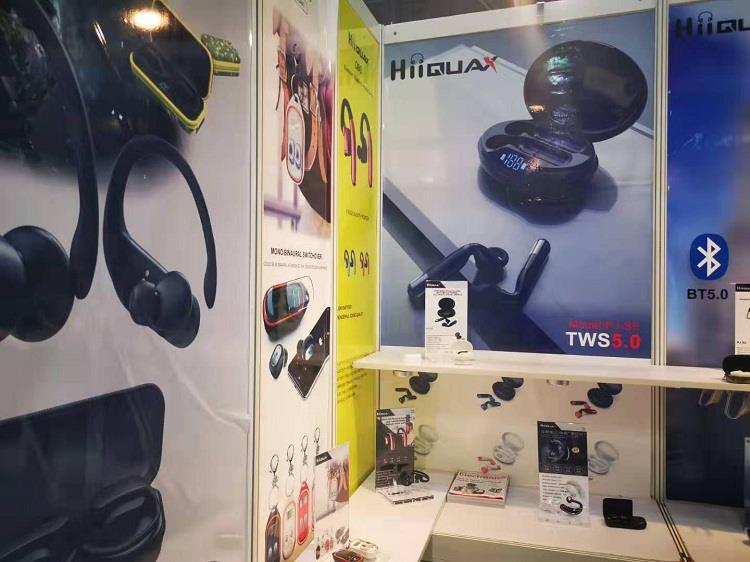 ICellway Attend Global Sourcing Electronic Fair 2019 Autumn - News - Shenzhen Cellway Technology Co..Ltd