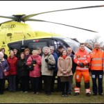 Air ambulance charity thanks fabulous fundraisers