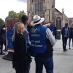 Norwich BID City Host's assist over 50,000 people!