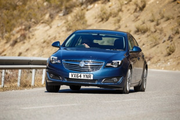vauxhall, Insignia, techline, tim, barnes, clay, motoring, review