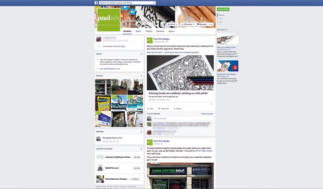social, media, facebook, business, page, creating