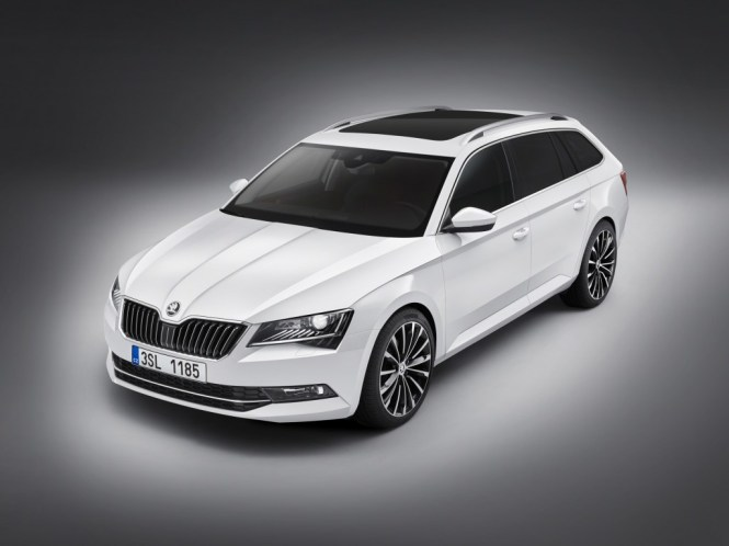 ŠKODA, birthday, 120, motoring, review, estate, milestone, production, celebrate, Superb, new