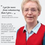 NNUH looking to recruit additional 'red army' volunteers