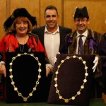 Making History with new Civic Chains for the Lord Mayor and Sheriff of Norwich