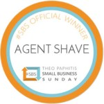 Norfolk based Agent Shavegets a Twitter Boost from Theo Paphitis!