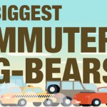 Brits Reveal Their Top 50 Commuter Bug-Bears
