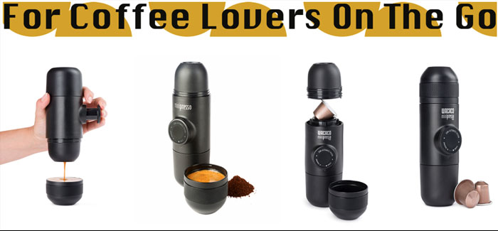 For Coffee Lovers On the Go