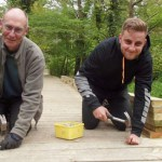 Support Fairhaven Garden Path Project with a Pound a Plank
