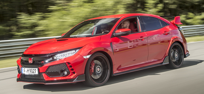 2018, Honda, Civic, Type-R, First, Drive