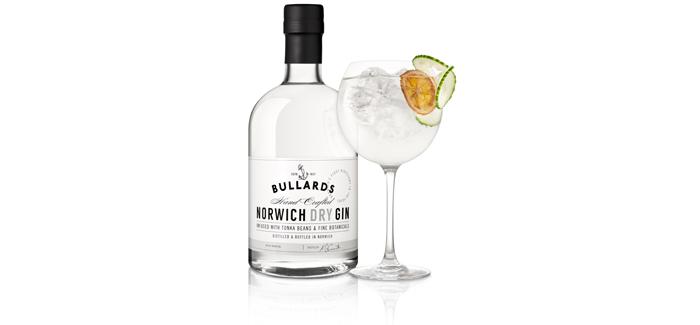 Global, Gin, award, norfolk, Bullards, spirits, norwich