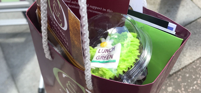 clapham, collinge, lunch, green, 2017, break, event, local, charity