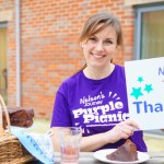 Purple Picnic Packs Up A Treat For Local Charity