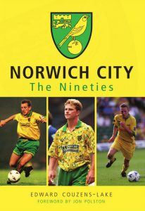 Norwich City, Football, club, Edward Couzens-Lake, The Nineties,