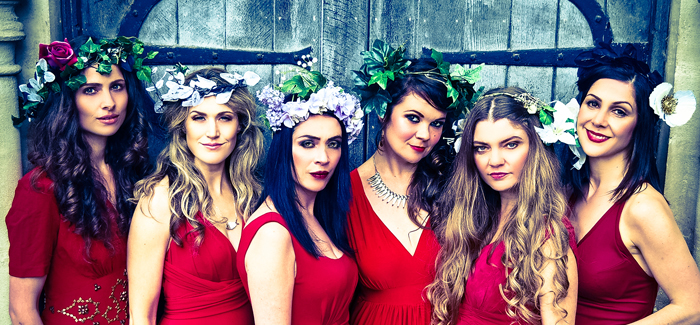 Mediaeval Baebes' Christmas Carol Tour Norwich Cathedral, Saturday 2nd December