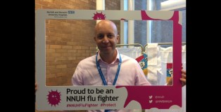 Jeremy Over, NNUH Director of Workforce