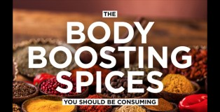 Body Boosting spices