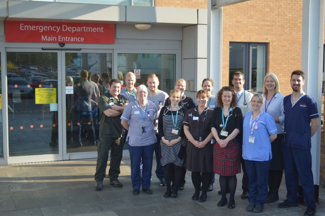 UK's first Older People's Emergency Department to be introduced at NNUH