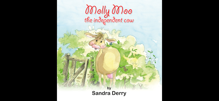 Fairhaven Primary School children launch Molly Moo the independent cow