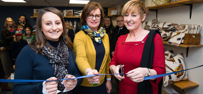 Creative mother and daughter duo open new shop in Holt