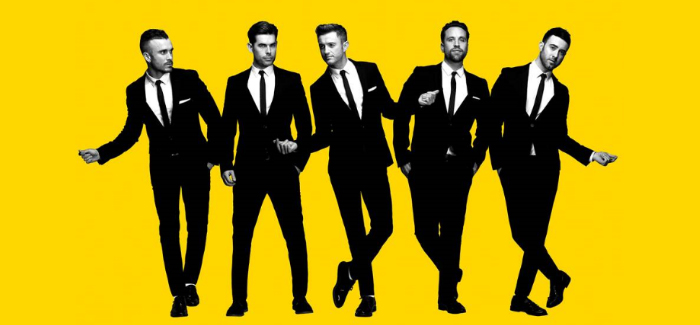 THE OVERTONES play NORWICH – UEA on Saturday 3rd March!