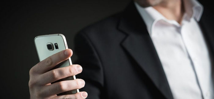 Middle-aged Brits are developing 'long-arm syndrome' to see phone screens