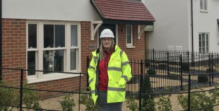 Norwich homes developer urges more women to consider a career in construction