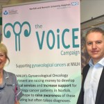 Hospital urges awareness of ovarian cancer symptoms