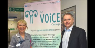 Hospital urges awareness of ovarian cancer symptoms
