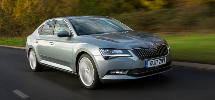 Skoda Superb Hatchback Review