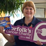 500 packets of biscuits every month for Big C…