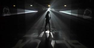 running darkness