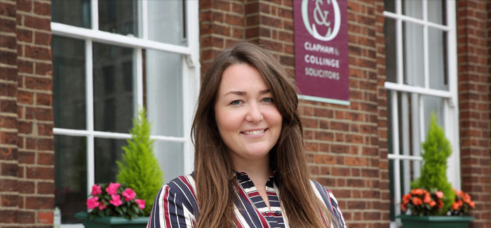 Clapham & Collinge Solicitors announce new Head of Corporate and Commercial team