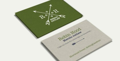Gimmicky fonts, and QR codes are among the biggest business card no-no's