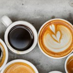 The average Brit will guzzle down 676 cups of coffee a year
