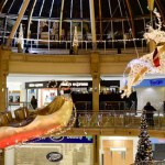 Christmas Parade at Castle Mall