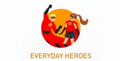 Would you qualify as an everyday hero?'
